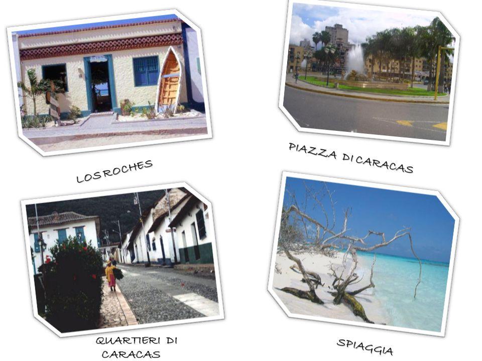 LOS ROCHES LOS ROCHES PIAZZA DI CARACAS QUARTIERI DI QUARTIERI DI CARACAS CARACAS SPIAGGIA SPIAGGIA