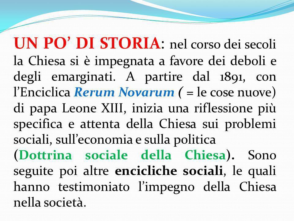 ALTRE Encicliche sociali: - Populorum Progressio (1967): scritta da papa Paolo VI.