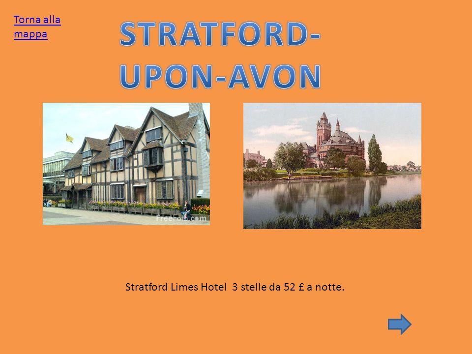 Stratford Limes Hotel 3 stelle da 52 £ a notte. Torna alla mappa