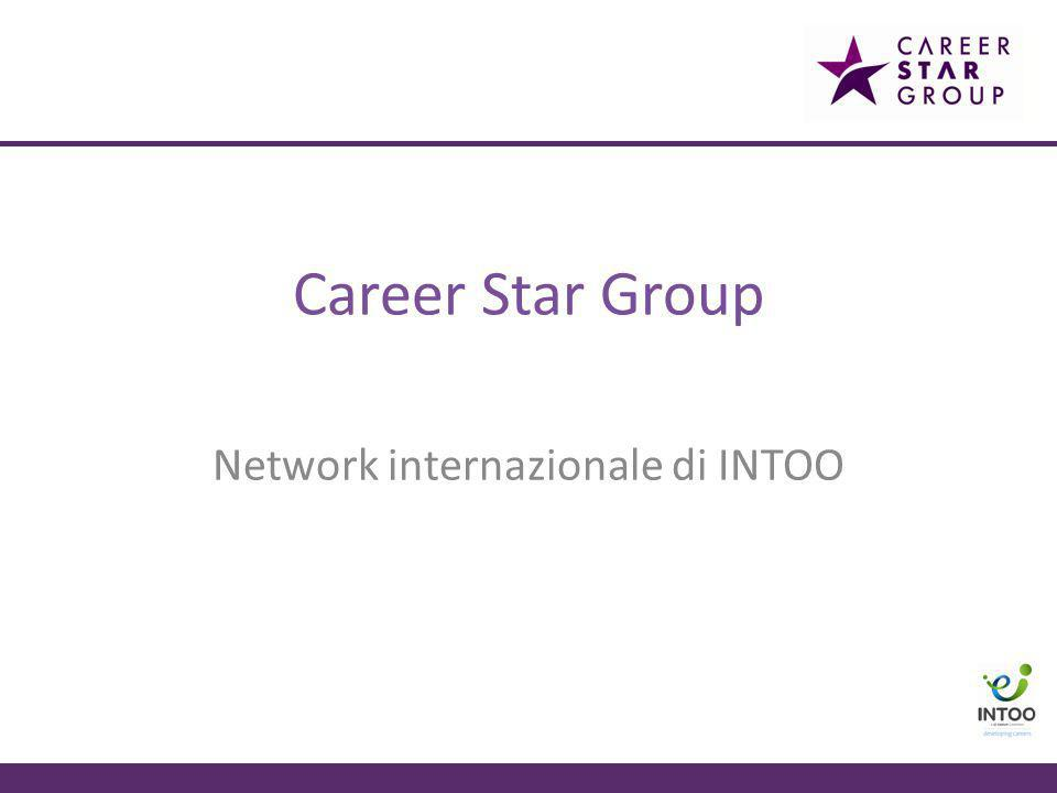 Career Star Group Network internazionale di INTOO