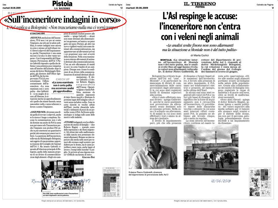 Articolo perché nessuna ordinanza 12/06/2013 Roma - XXIII Convegno AIVI