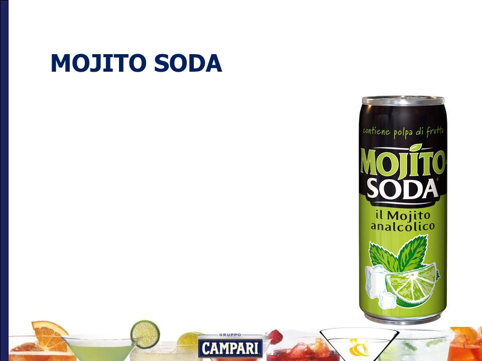 1 MOJITO SODA