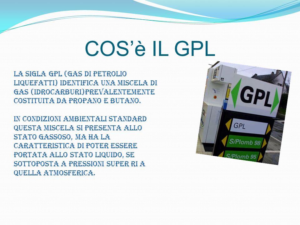 ORIGINE E PRODUZIONE I GPL può essere ottenuto in vari modi: tramite estrazione da pozzi petroliferi o di gas naturale.
