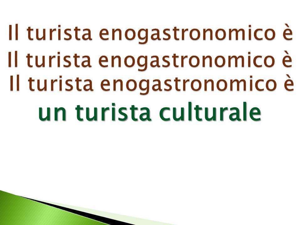 un turista culturale