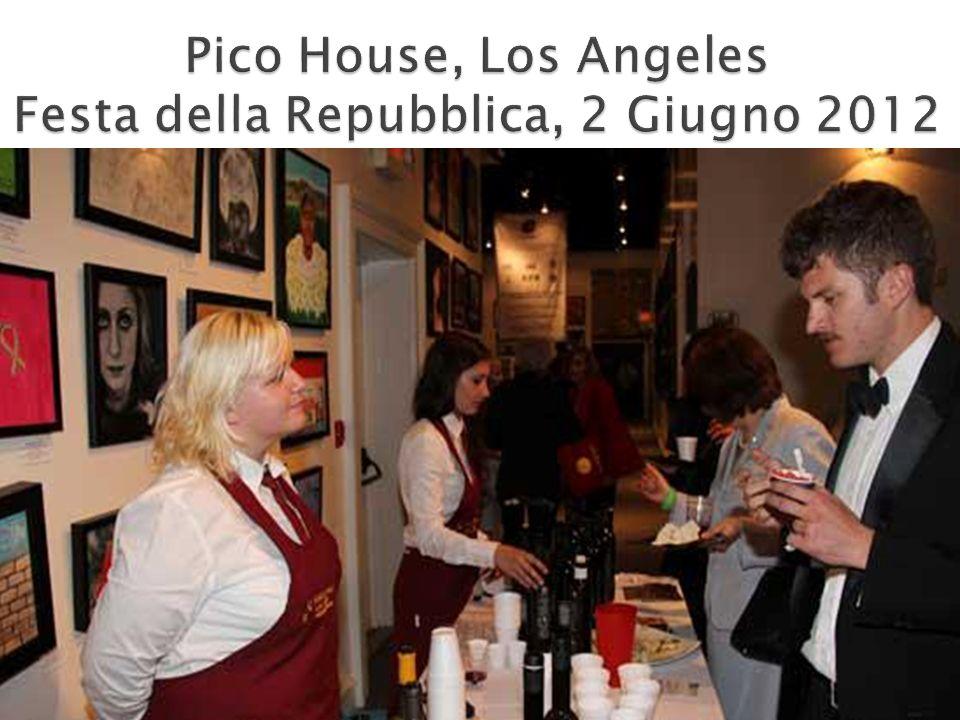 Pico House, Los Angeles Festa della Repubblica, 2 Giugno 2012
