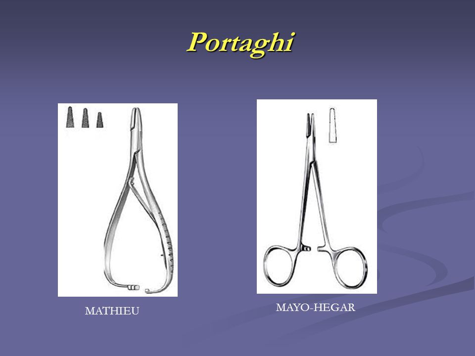 Portaghi MATHIEU MAYO-HEGAR