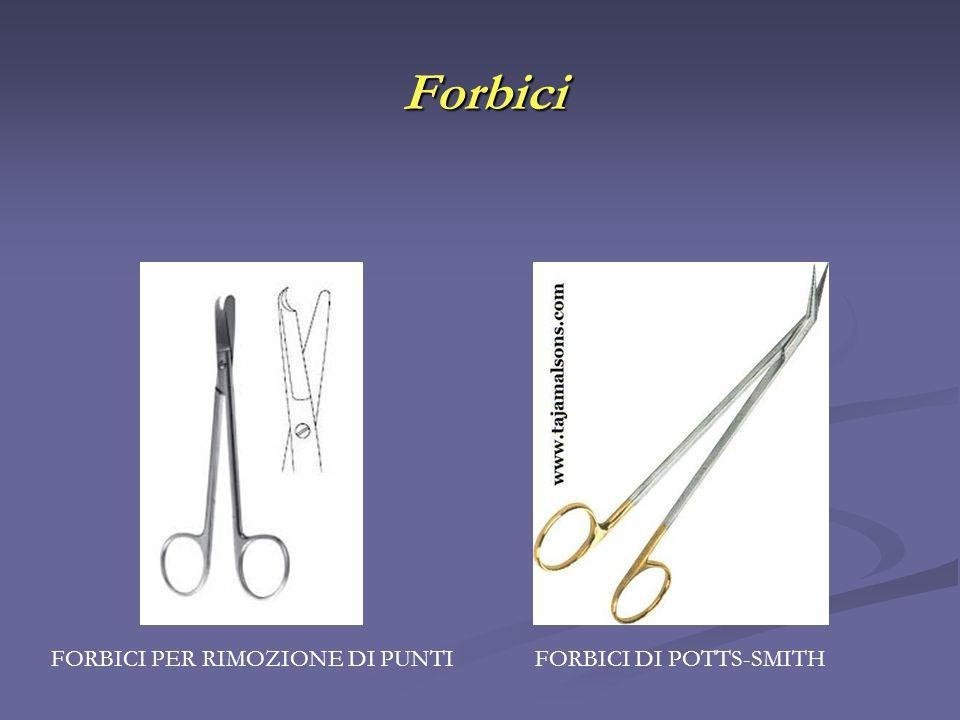 Forbici FORBICI DI POTTS-SMITHFORBICI PER RIMOZIONE DI PUNTI