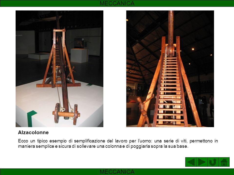 Automobile a balestre Lautomobile di Leonardo, progettata per spettacoli teatrali, è dotata di tre ruote e uno sterzo. A lungo si è pensato che il mov