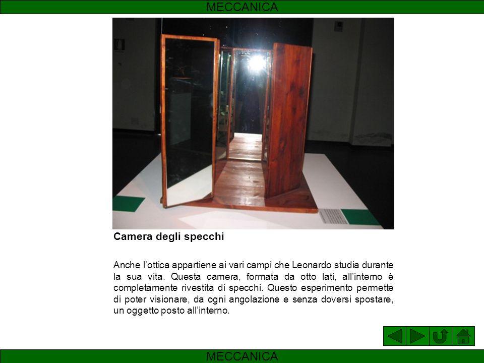 Leonardo, da sempre attratto dalla geometria, disegna in assonometria questo modello formato da tre quadrati che si intersecano. Il modello ricostruit