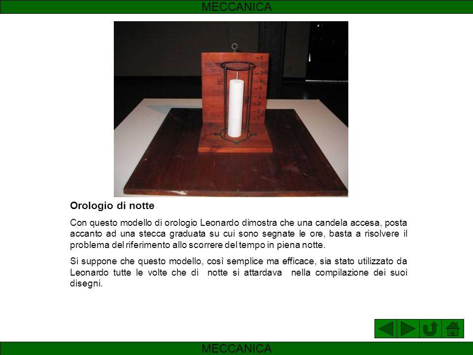 Camera degli specchi Anche lottica appartiene ai vari campi che Leonardo studia durante la sua vita. Questa camera, formata da otto lati, allinterno è