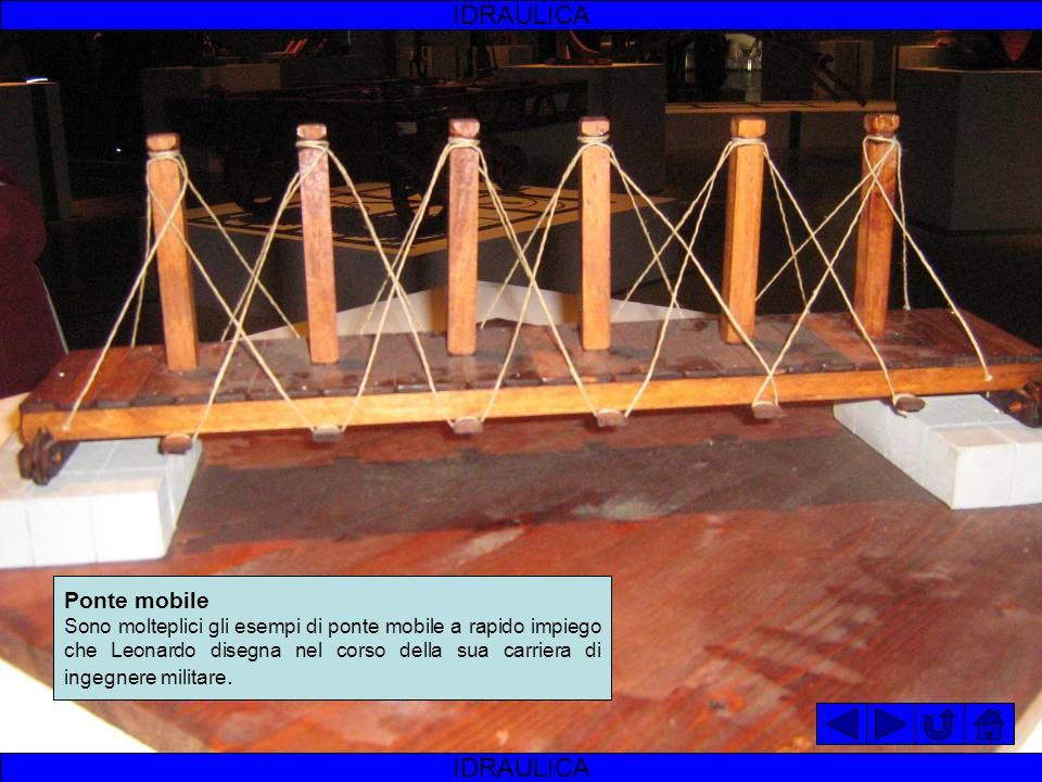 Imbarcazione a doppio scafo Leonardo progettò navi con doppio scafo, chiuse ermeticamente, per imitare la forma dei pesci, capaci di compiere immersio