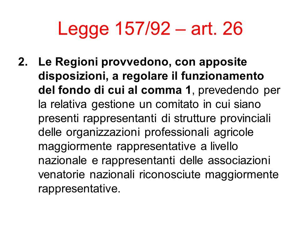 Corsi Di Preparazione Alla Gestione Faunistica ( Delib.