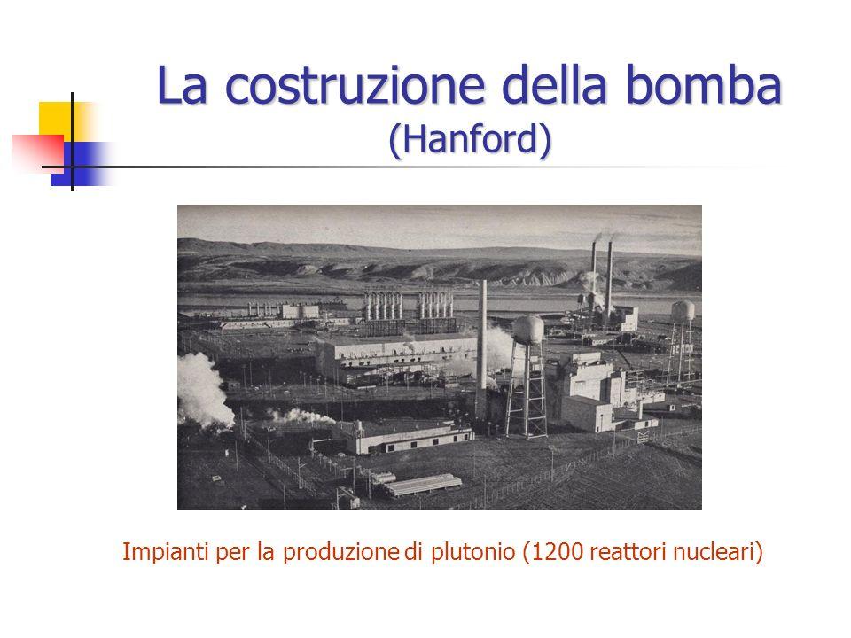 Il primo reattore nucleare Chicago, 2 dicembre 1942