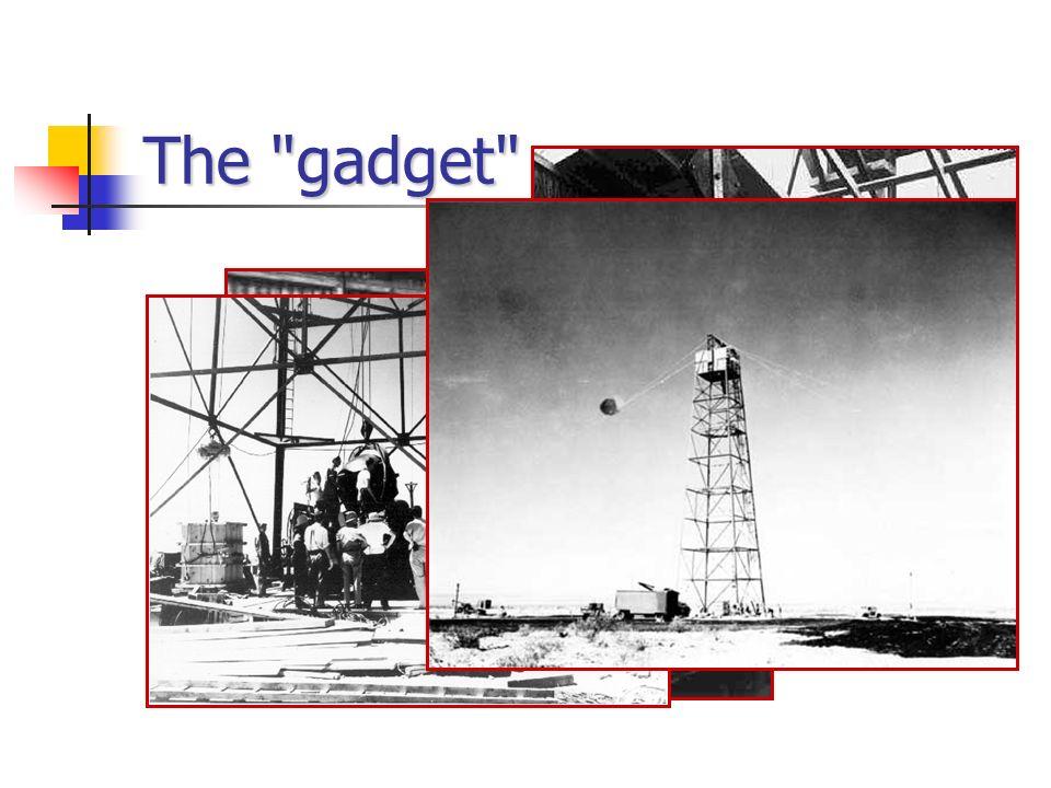 La costruzione della bomba (Oak Ridge) Impianti per la produzione di uranio 235