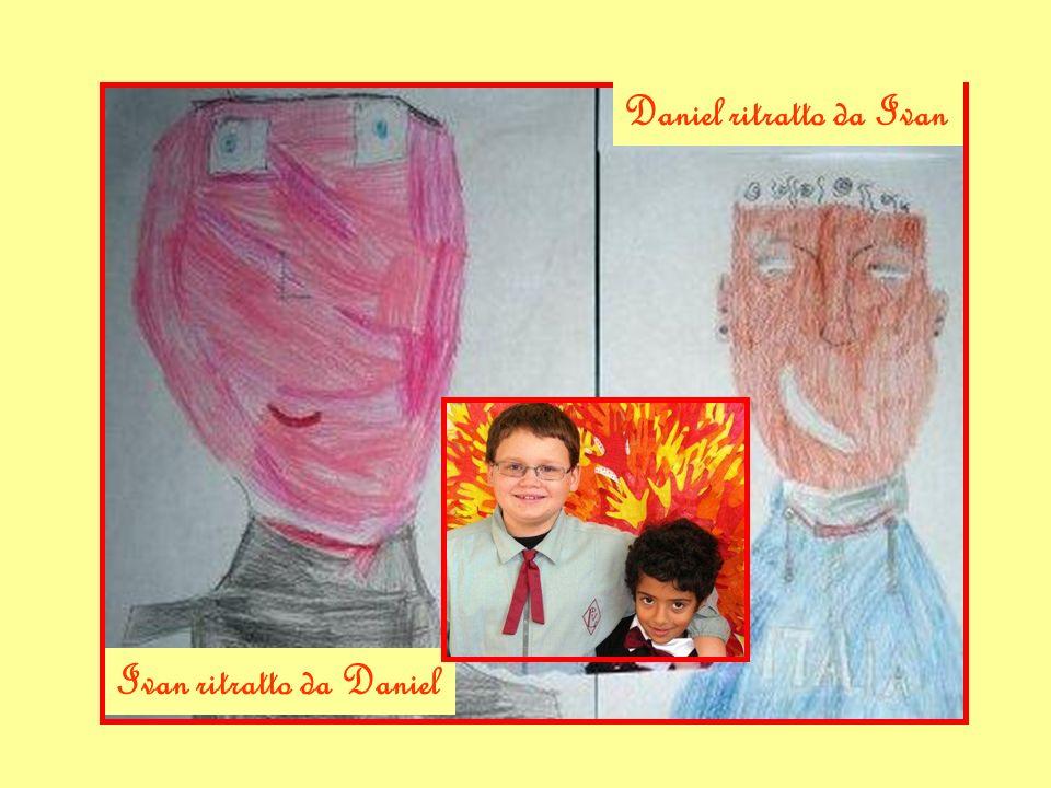 Daniel ritratto da Ivan Ivan ritratto da Daniel Daniel ritratto da Ivan
