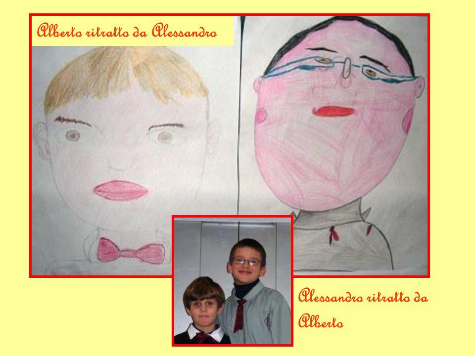 Alberto ritratto da Alessandro Alessandro ritratto da Alberto