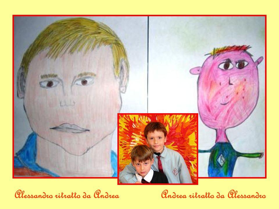 Francesco ritratto da LorenzoLorenzo ritratto da Francesco