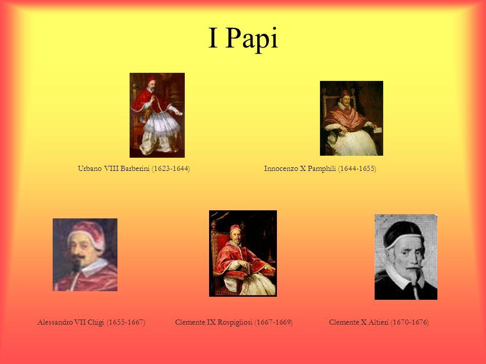 1654: Giberto III cardinale In consist.secreto 2 mart 1654 S.