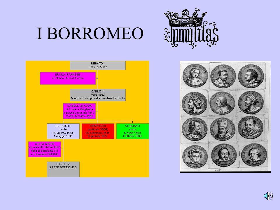 GIBERTO III BORROMEO Un cardinale barocco tra Milano e Roma