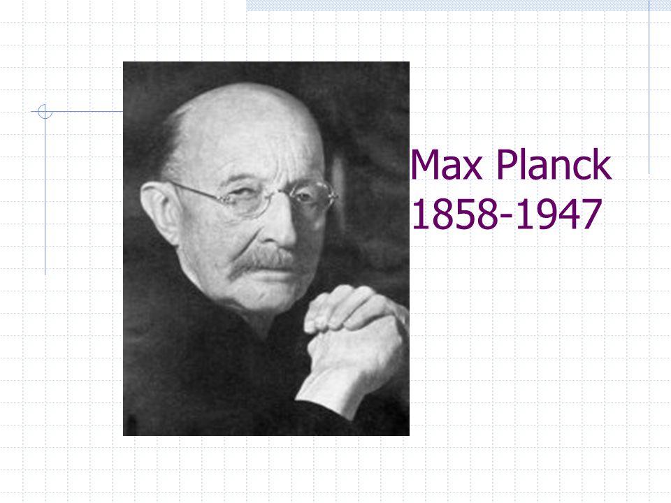 La legge di Planck