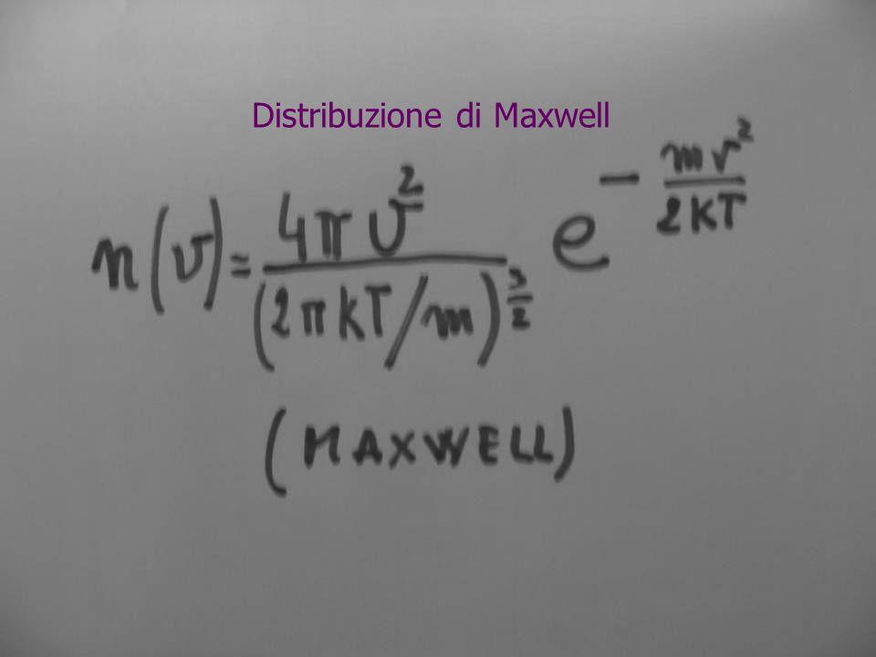 Distribuzione di Maxwell