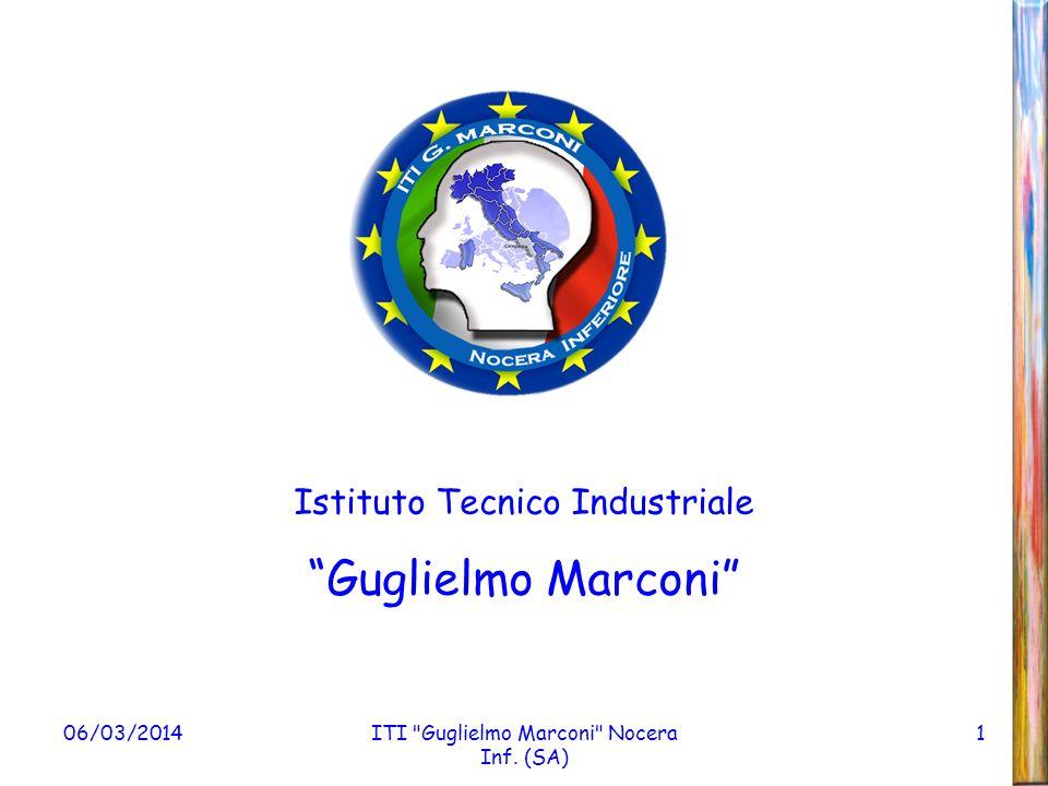 06/03/2014ITI Guglielmo Marconi Nocera Inf. (SA) 2 Programma di conversione
