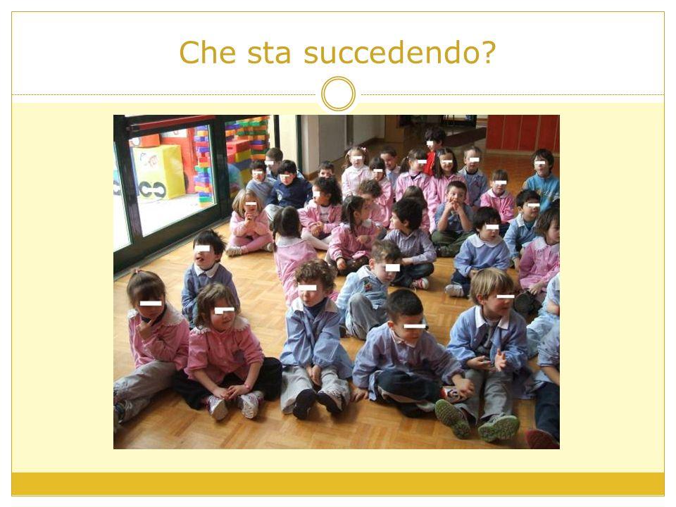 Fasi della realizzazione del Progetto : 1. Indagine attraverso la conversazione sulle conoscenze già in possesso dei bambini, formulazione di ipotesi,