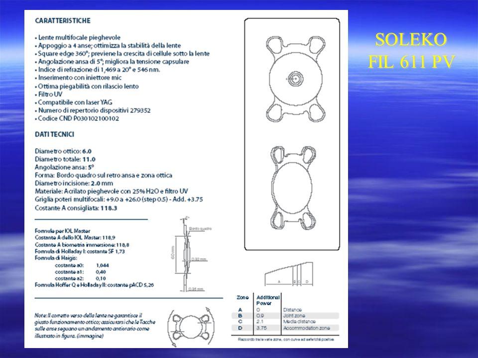 SOLEKO FIL 611 PV