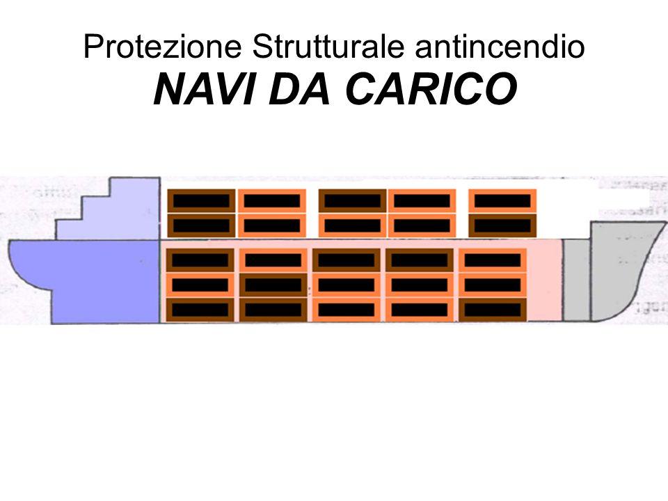 Protezione Strutturale antincendio NAVI DA CARICO