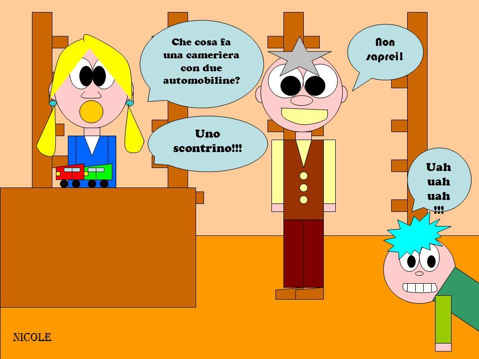 Fumetti con Power POINT Realizzato da Pietro Pirola