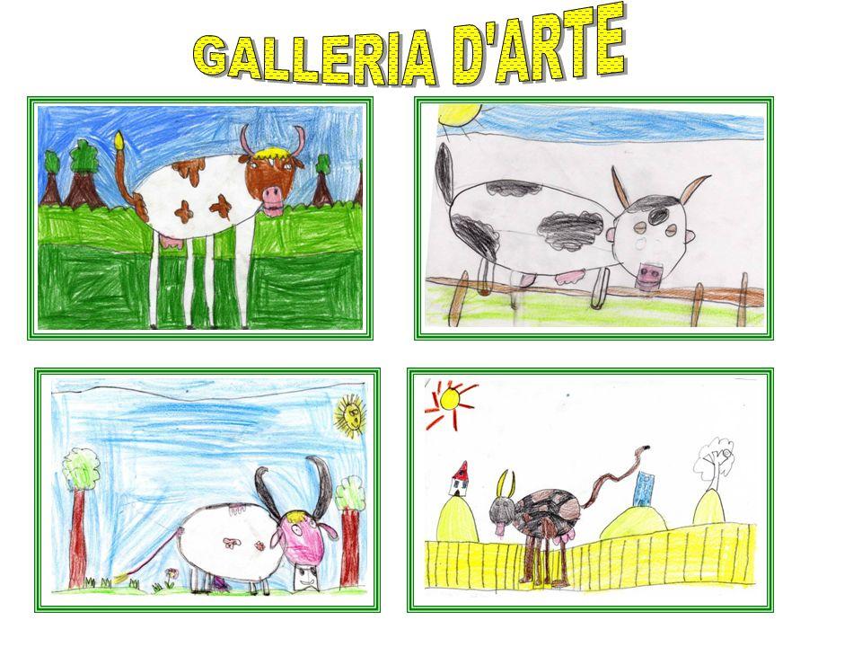 Ecco a voi Carolina, la super-mucca assai carina.
