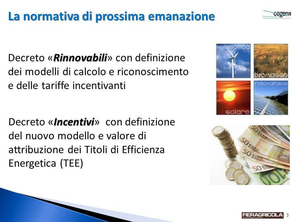 14 C. Generazione termo-elettrica da Imp. Biogas + Centrale termica a gas metano FOTO