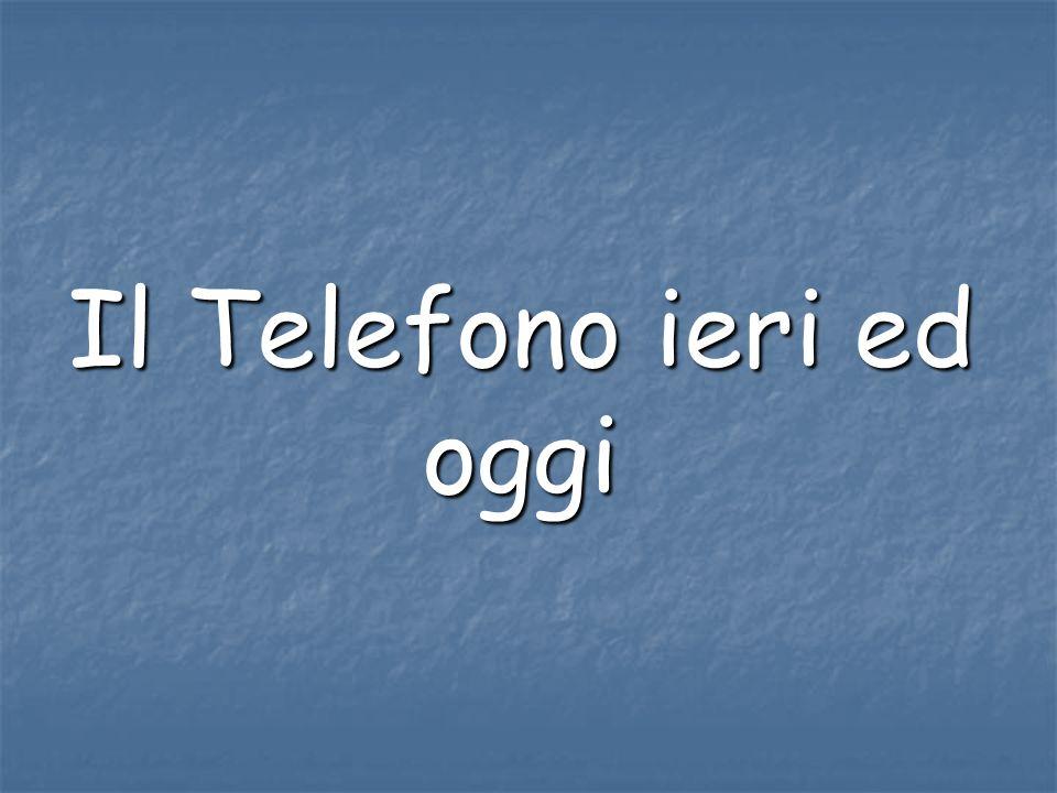 2.1 Ecco il grafico degli abbonati e dei telefoni pubblici di dei telefoni pubblici di Montegrosso dAsti e frazioni nellarco Montegrosso dAsti e frazioni nellarco del tempo.