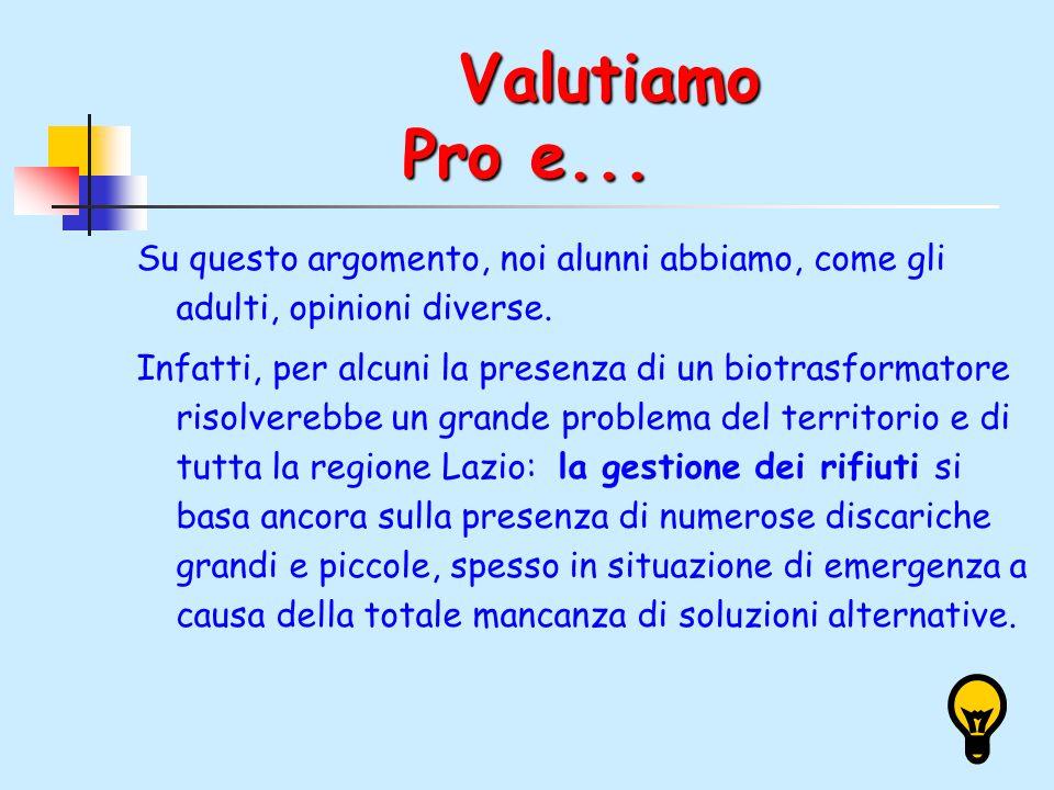 Valutiamo Pro e...Valutiamo Pro e...