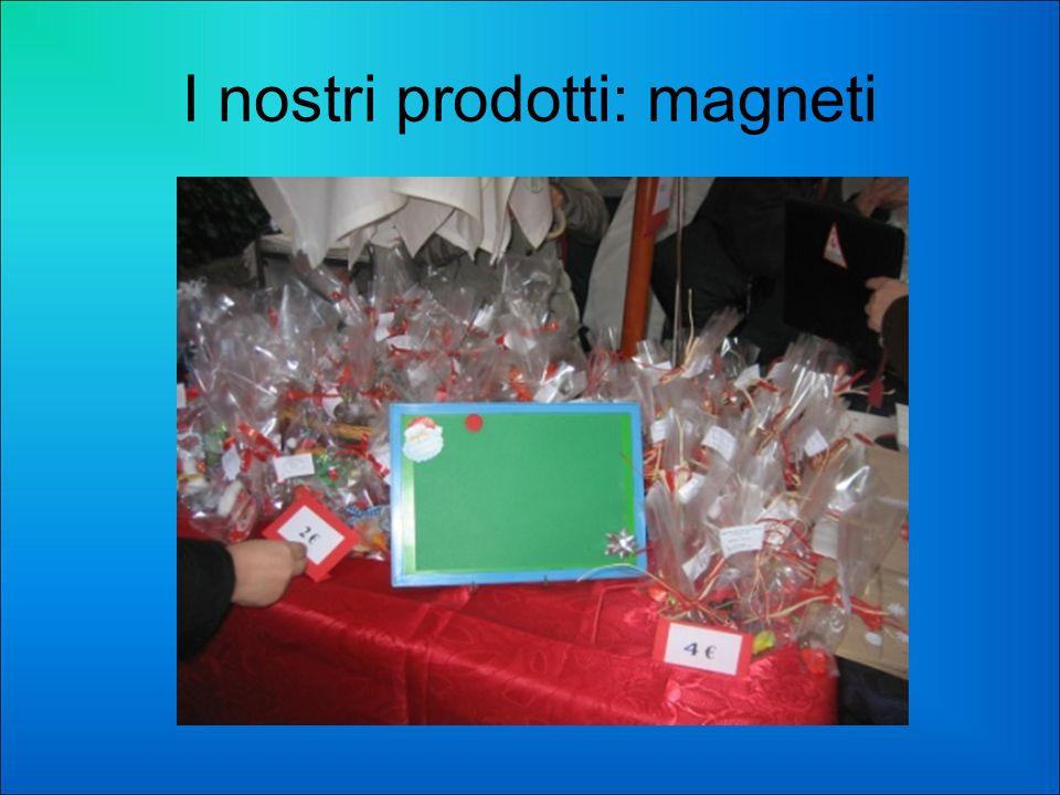 I nostri prodotti: magneti
