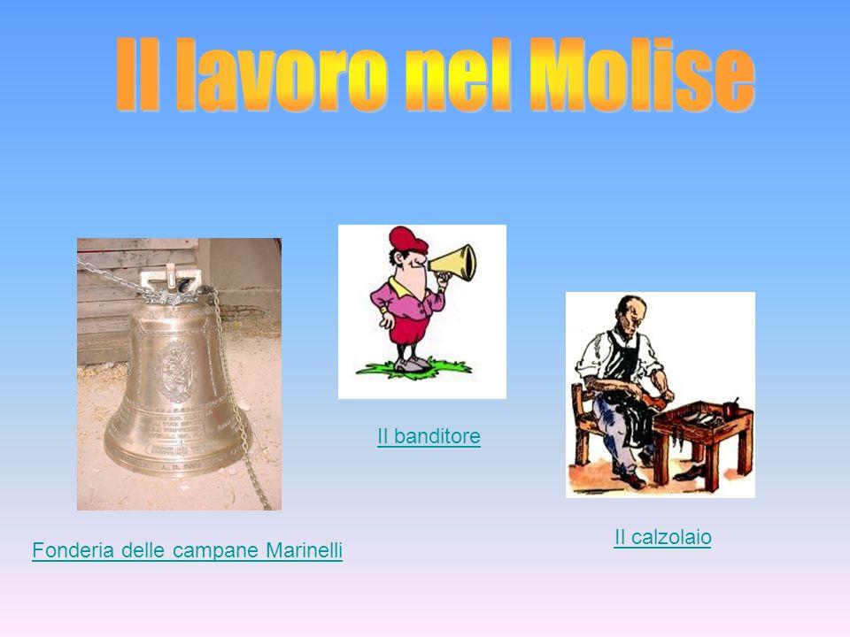 Fonderia delle campane Marinelli Il banditore Il calzolaio