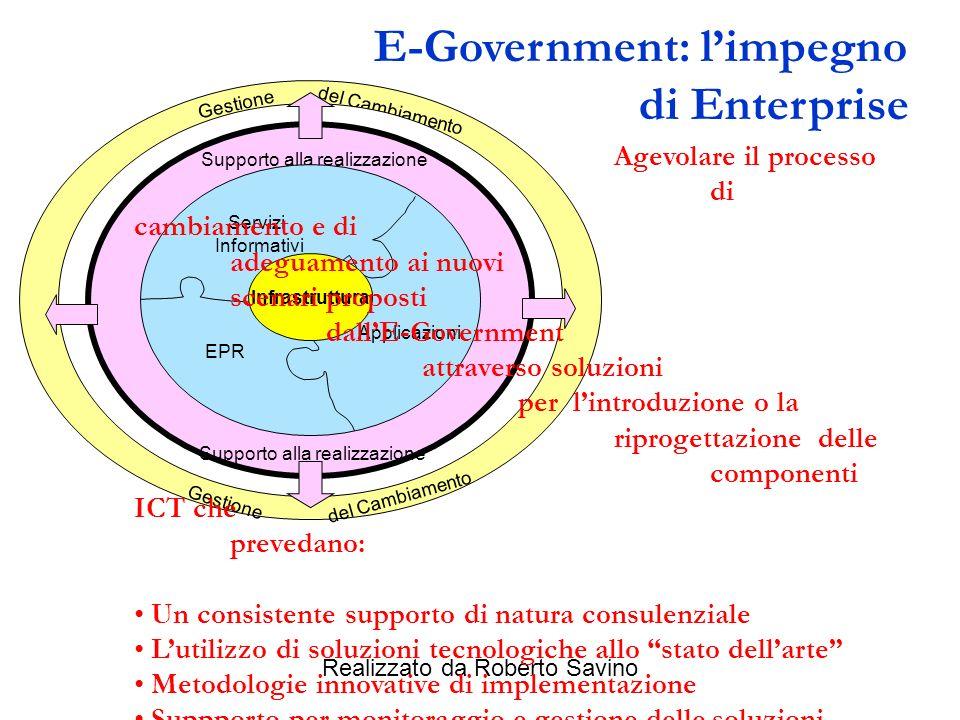 Realizzato da Roberto Savino Alcune considerazioni Alta propensione alla spesa verso sistemi di visualizzazione referti e di gestione del workflow Lar