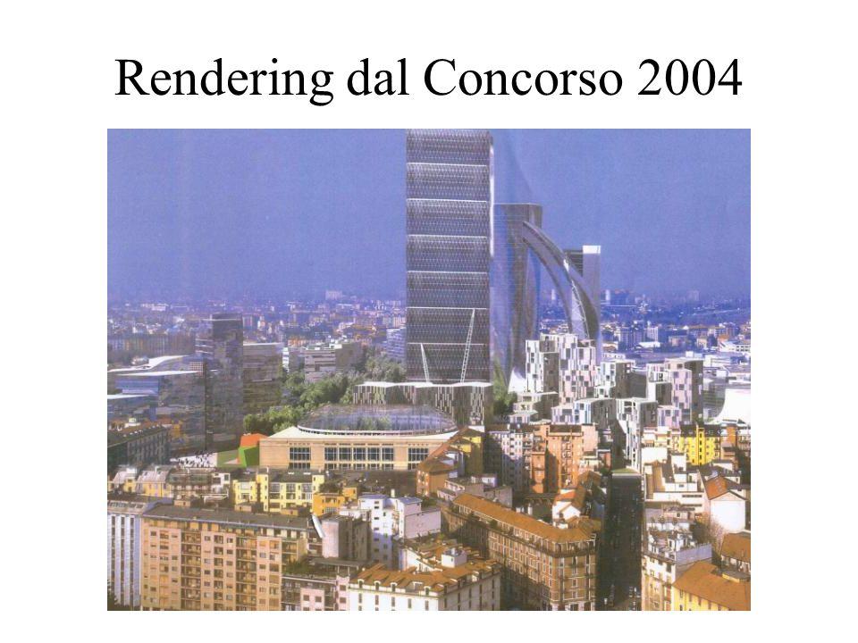 Prospetto da Sud Via Spinola, P.le Giulio Cesare, Via Senofonte