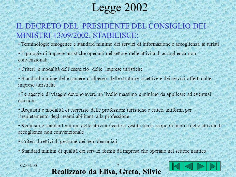 02/04/056 ContrattoContratto alberghiero è laccordo tra cliente-albergatore e ha le seguenti caratteristiche: -di durata - non formale - a titolo oner