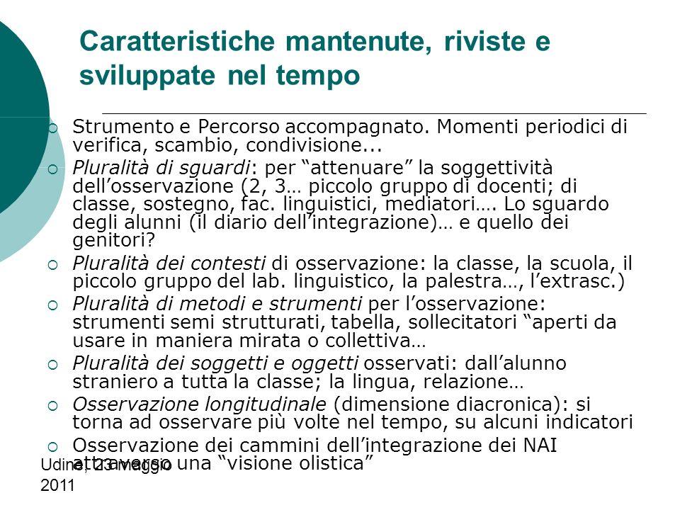 Udine, 23 maggio 2011 Uno strumento complesso e impegnativo.