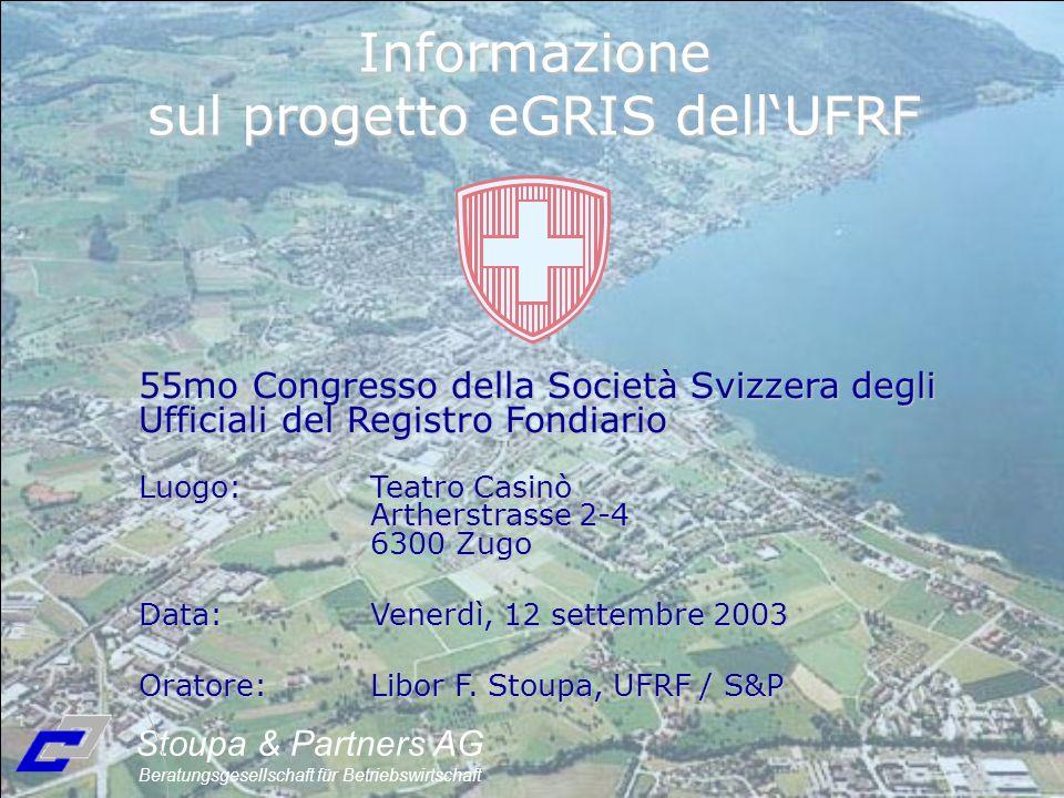 55mo Congresso della Società Svizzera degli Ufficiali del Registro Fondiario Luogo:Teatro Casinò Artherstrasse 2-4 6300 Zugo Data:Venerdì, 12 settembr