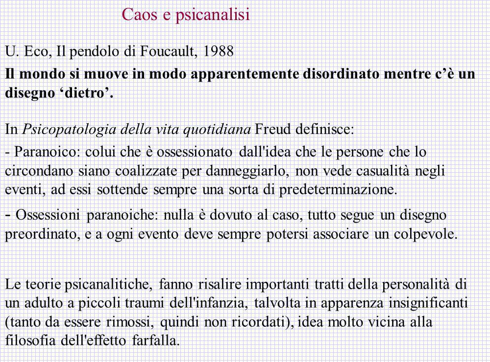 In Psicopatologia della vita quotidiana Freud definisce: - Paranoico: colui che è ossessionato dall'idea che le persone che lo circondano siano coaliz