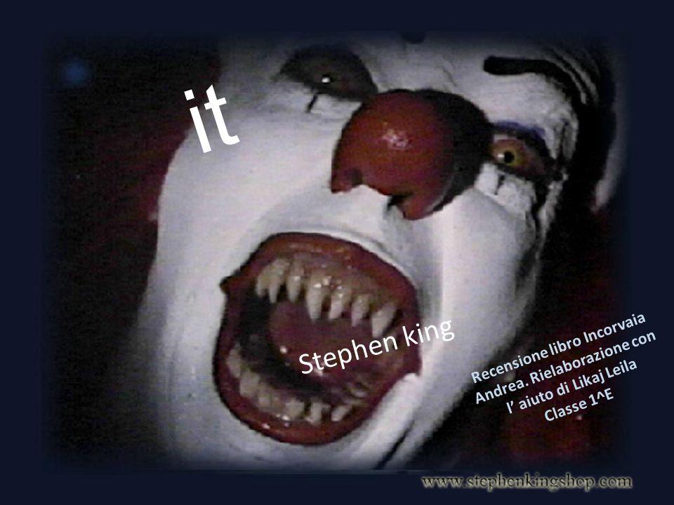 it Stephen king Recensione libro Incorvaia Andrea.