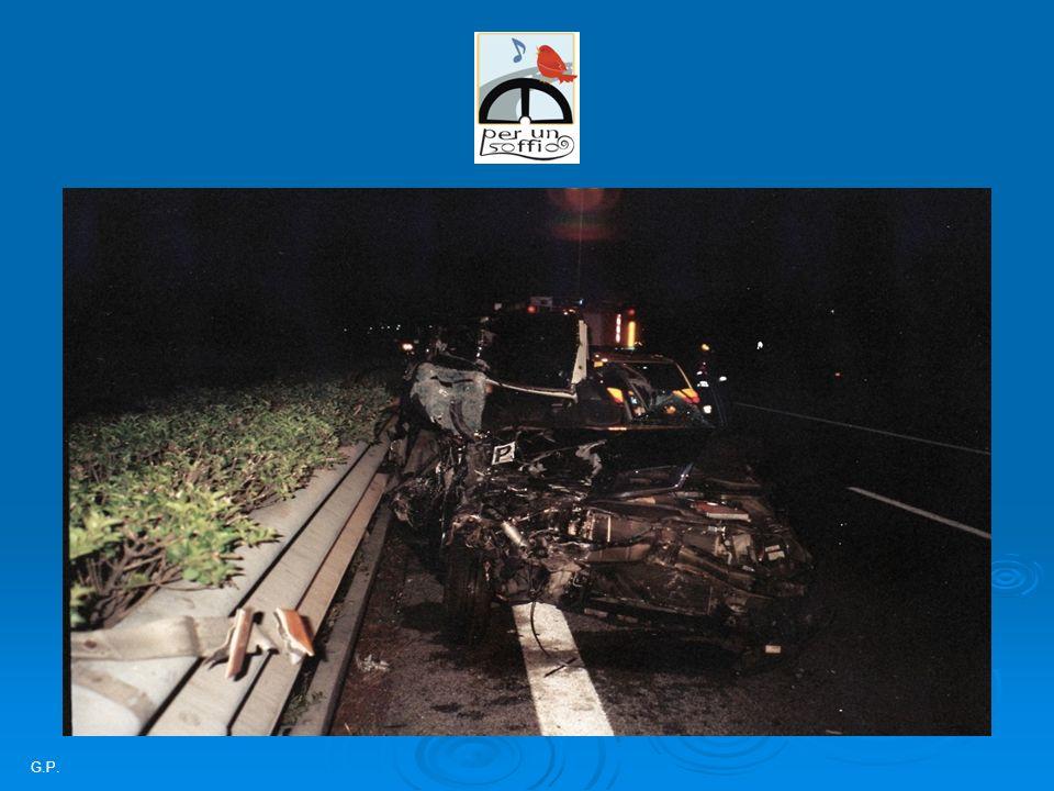 Violento tamponamento in galleria…..che ha coinvolto più autoveicoli con conseguenze mortali….causa dellincidente lalta velocità da parte di un conduc