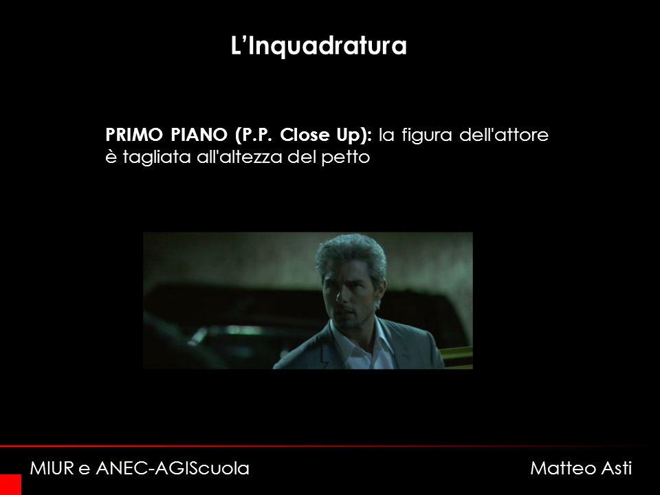 LInquadratura PRIMO PIANO (P.P.