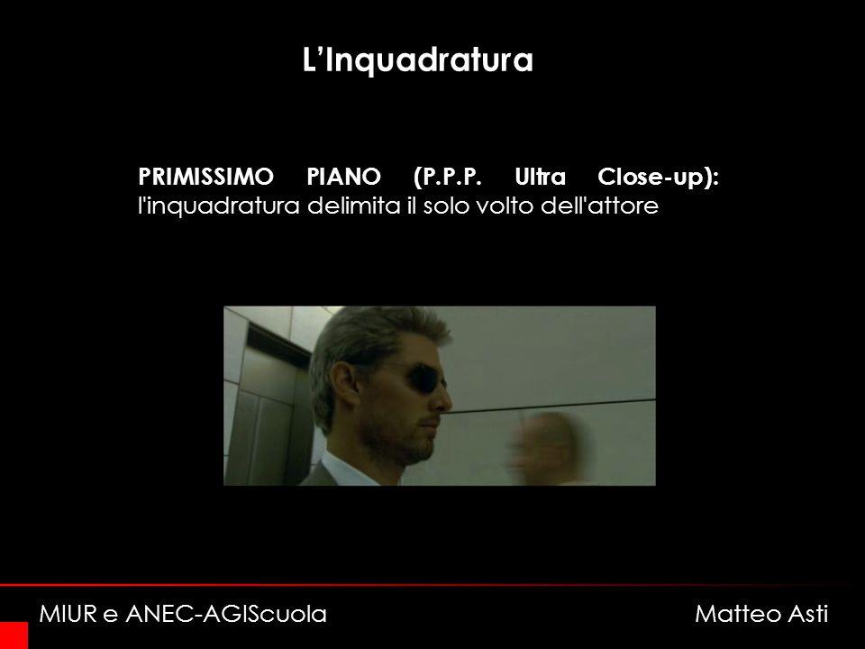 LInquadratura PRIMISSIMO PIANO (P.P.P.