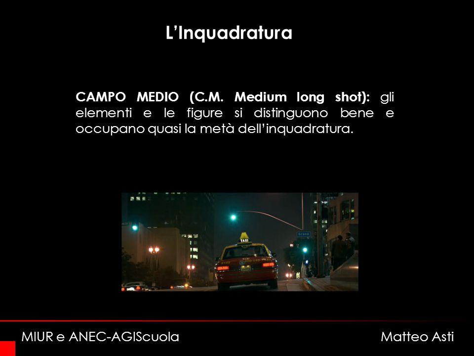 LInquadratura CAMPO MEDIO (C.M.