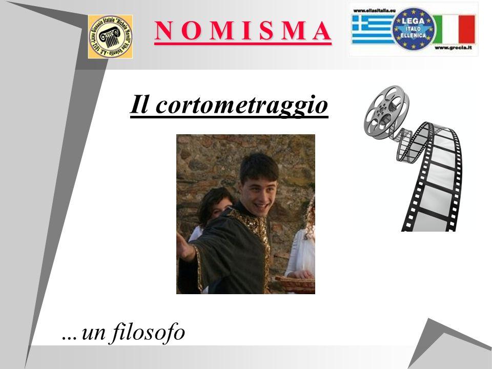 Il cortometraggio … un filosofo N O M I S M A
