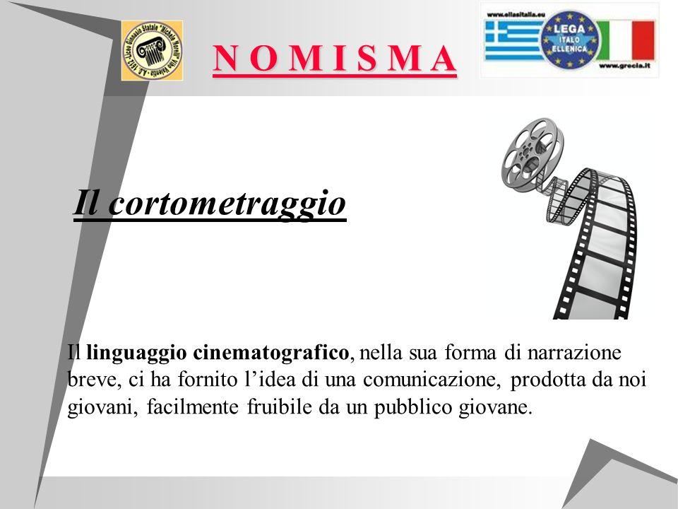 Il cortometraggio Il linguaggio cinematografico, nella sua forma di narrazione breve, ci ha fornito lidea di una comunicazione, prodotta da noi giovan