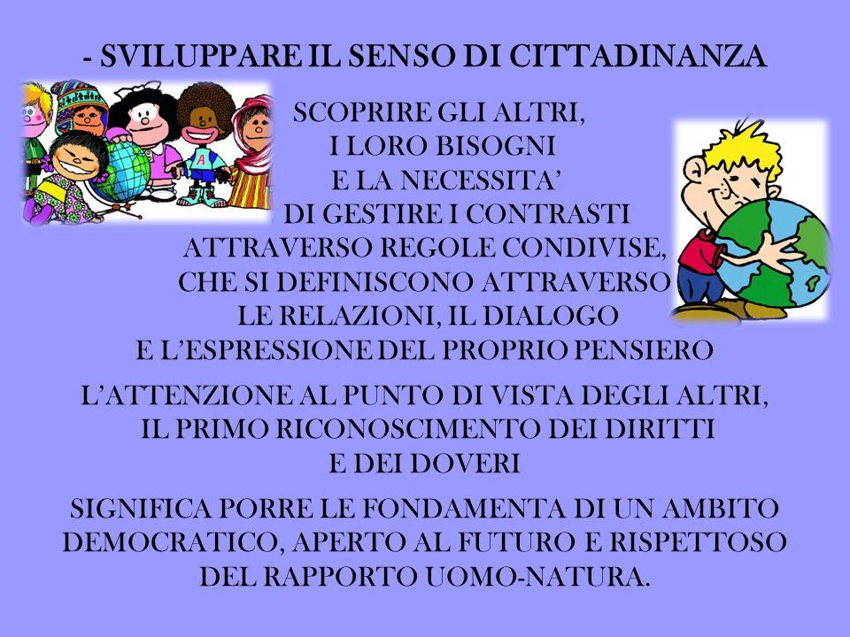 Il percorso del laboratorio di religione è progettato a partire dal tessuto esperienziale del bambino, così come indicano i nuovi Obiettivi di Apprendimento per Campi di Esperienza della Conferenza Episcopale Italiana (DPR.